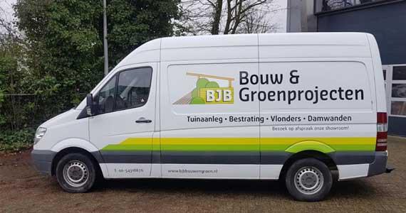 BJB Bouw- & Groen Projecten overkappingen
